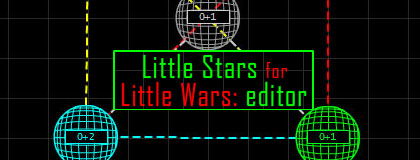 Little Stars for Little Wars - Editor