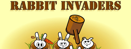 Rabbit Invaders